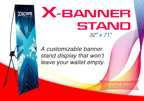 x-banner-stand 32x71