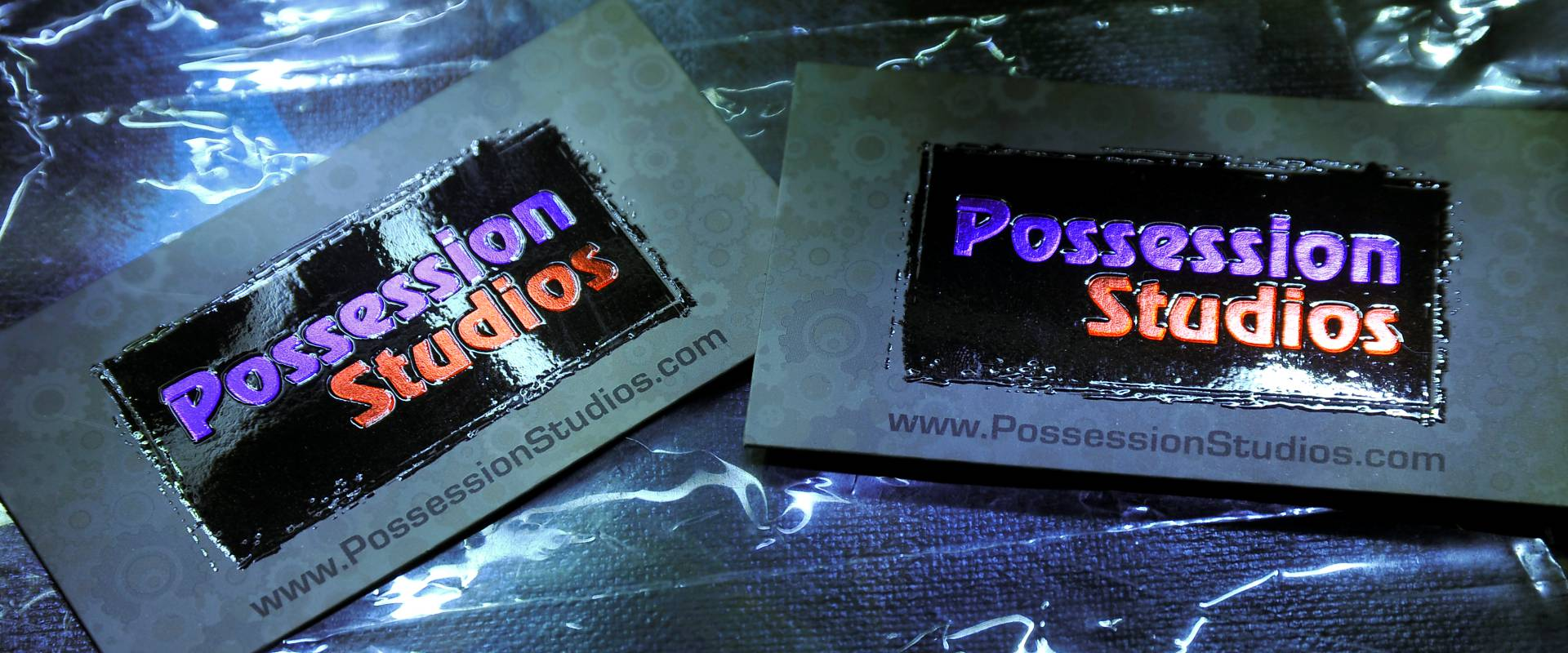 Foil Business Cards 16pt | Creator Print