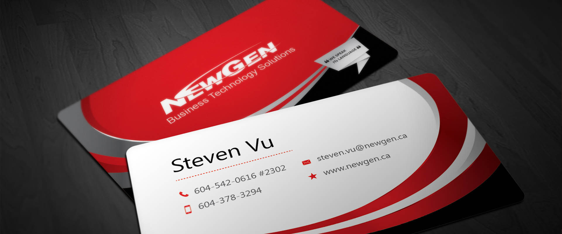 standard business card double tap to zoom - Standard Business Card